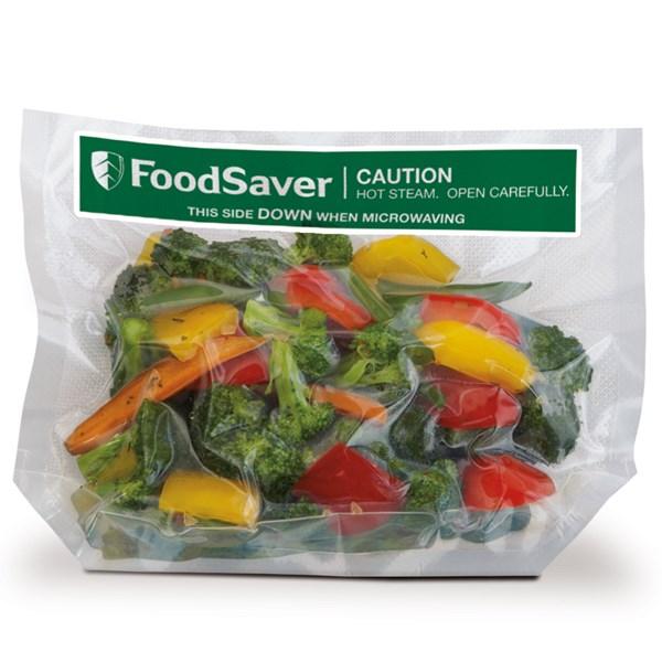FoodSaver Frys- och mikropåsar - köksförvaring