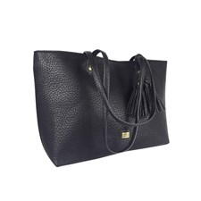Ostoslaukku Stile Bag Black