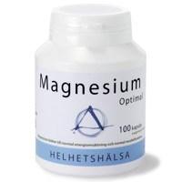 Helhetshälsa Magnesium Optimal, 100 kapslar