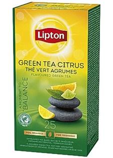 Grönt Te Citrus 25 Tepåsar