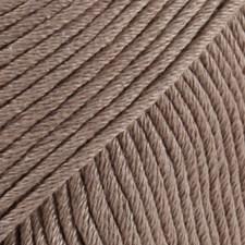 Muskat Uni Colour garn 50 g Mullvad (24) Drops