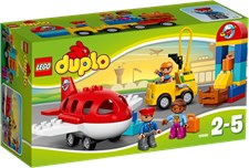 Lentokenttä, Lego Duplo (10590)