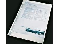 Plastfickor 0,11 mm A4 Transparent 100 st