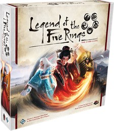 Legend of the Five Rings, Living card game, English version