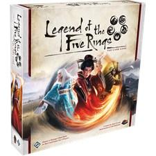 Legend of the Five Rings, Living card game (EN)