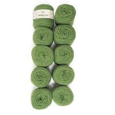 Adlibris Felting Wool 100g Green A125 10 kpl