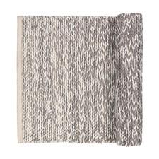 Broste Copenhagen Mira Utematta Återvunnen Polyester 70 x 140 cm Ivory/Beige