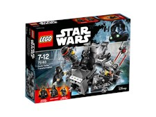 Transformasjon med Darth Vader, LEGO Star Wars (75183)