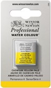 Winsor & Newton Professional Water Color, akvarelliväri 1/2