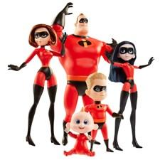 Familjen Incredibles 28 cm, Superhjältarna 2