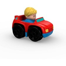 Little People Wheelies SUV, Rød, Fisher-Price