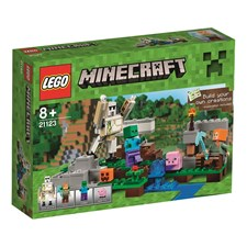 Järngolem, Lego Minecraft (21123)
