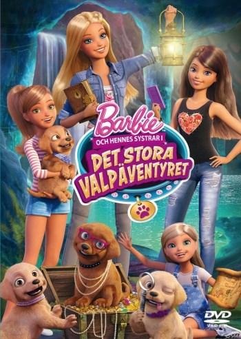 Barbie och hennes systrar i det stora valpäventyret  Universal Sony
