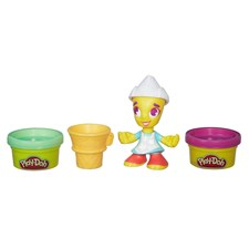 Ice cream girl, Play-Doh Town