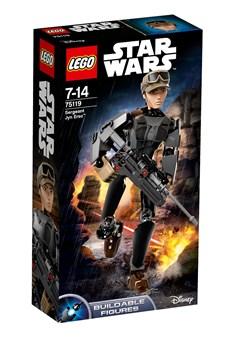 Sergeant Jyn Erso, Lego Star Wars (75119)