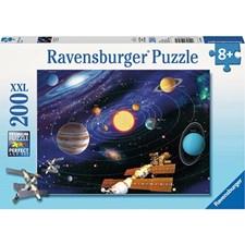 Puslespill, The Solar System, 200 brikker, Ravensburger