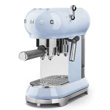 Smeg Espressomaskin Blå