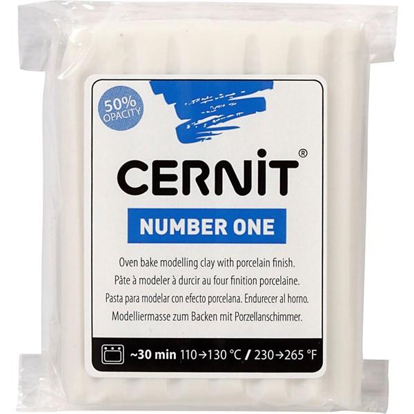 Cernitlera 56 g porslinsvit (010)