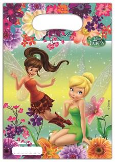 Disney Fairies Magic Godispåsar, 6 st