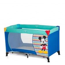 Resesäng Dream`n Play GEO Mickey, Hauck
