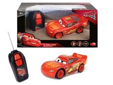 Lightning McQueen, Radiostyrd Bil RC Single Drive, 1:32, Disney Cars 3