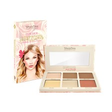 Viva La Diva Contour Your Beauty Palette light/medium