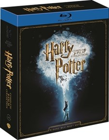 Harry Potter 1-7B Complete Box Slim (8-disc) (Blu-ray)
