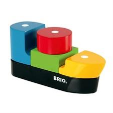 Båt Magnetiska klossar, Brio