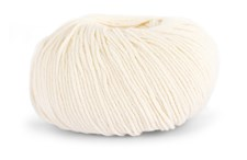 Knit At Home Classic Cotton Merino Garn Ullmix 50 g Oblekt 806