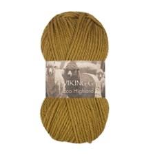 Highland Eco Wool 50 g Green 236 Viking Garn