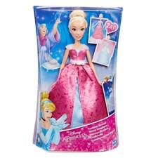 Transforming Cinderella, Disney Princess