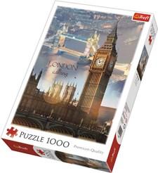 London calling, Puslespill, 1000 brikker, Trefl