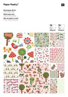 Designblock Höst 30 Blad