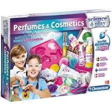 Experimentlåda, Parfym & Kosmetik, Clementoni