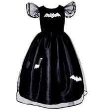 Batprinsessaklänning,6-7 år