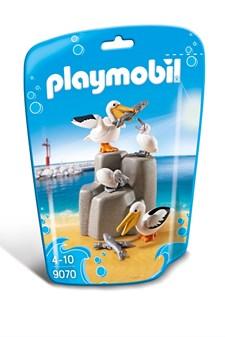 Pelikaaniperhe, Playmobil (9070)