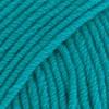 Drops Merino Extra Fine Uni Colour Garn Merinoull 50g Turkos (29)