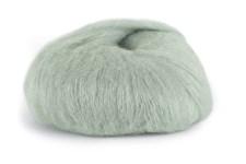Dale Garn Erle Silk Mohair Mix 50 g Dus Mint 9031