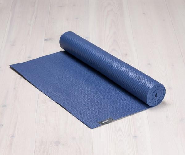 Joogamatto Yogiraj, 4mm, Blueberry Blue