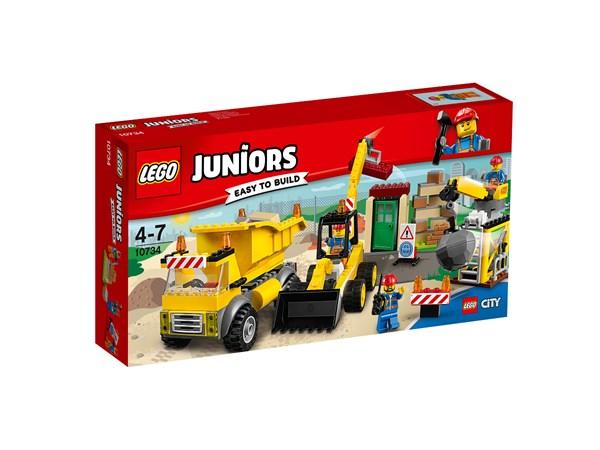 Rivningsplats, LEGO Juniors (10734)