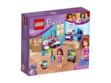 Olivian luovuuden laboratorio, LEGO Friends (41307)