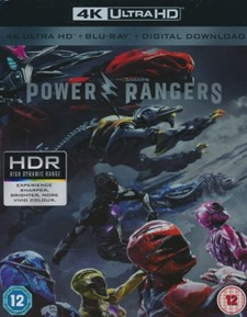Power Rangers - 4K Ultra HD Blu-ray