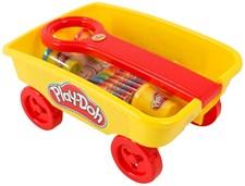 Vagn med pyssel, Play-Doh