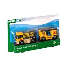 BRIO World - 33907 Tanklastbil