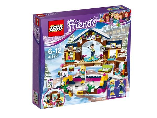 Vintersportstedets skøytebane , LEGO Friends (41322)