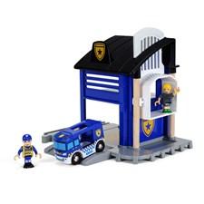 Polisstation, Brio Träjärnväg (33813)