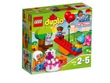 Syntymäpäiväjuhlat, LEGO DUPLO Town (10832)