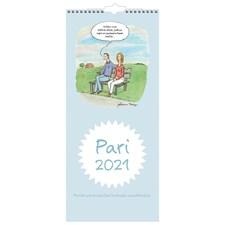 Perhekalenteri 2021 Pariskuntakalenteri Burde