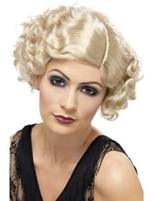 Peruukki Blondi 20-Luku