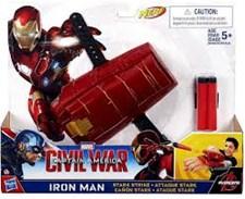 Iron Man Stark Strike, Avengers